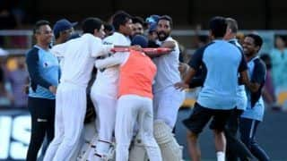 Team india breaks australias 32 year old most consecutive tests victory record at gaba 4341741