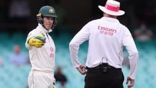 AUS vs IND: Tim Paine Abuses Ravichandran Ashwin on Final Day of Sydney Test, Gets Savage Reply From India Spinner | WATCH VIDEO