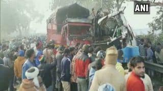 10 Dead in Moradabad-Agra Highway Accident, Yogi Announces Ex-gratia of Rs 2 Lakh Each to Kins of Deceased
