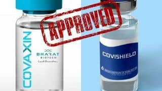 Bharat Biotech's Covaxin Approved For Trials on Children Above 12; Covishield Trials To Be Conducted on Adults