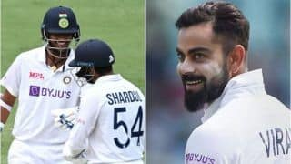 Virat Kohli's Tweet in Marathi For Shardul Thakur Goes Viral, Twitterverse Unnecessarily Trolls Indian Cricket Team Captain