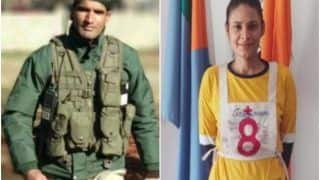 Woman Fulfills Martyr Husband's Dying Wish, All Set to Join Indian Army As An Officer