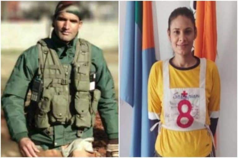 Woman Fulfills Martyr Husband   s Dying Wish, All Set to Join Indian Army As An Officer