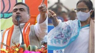 Suvendu Adhikari to File Nomination Papers From Nandigram Assembly Seat on March 12, Will Face Mamata Banerjee