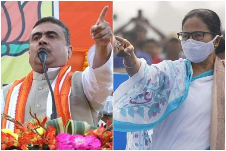 Suvendu to File Nomination Papers From Nandigram on March 12, Will Face Mamata Banerjee