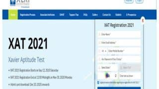 XAT 2021 Result Declared by XLRI, Download XAT Result 2021 at xatonline.in, Direct Link Here