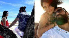 KGF 2 स्टार Yash मालदीव में मना रहे हॉलीडे, पत्नी राधिका की बांहों में आए नजर...देखें Viral Photos
