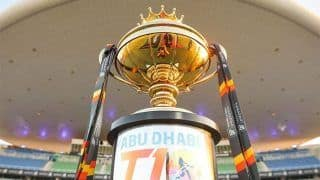 Abu Dhabi T10 League 2021 Live Streaming Details