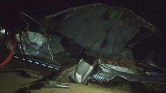 Rajasthan Accident: जीप-ट्रेलर के बीच हुई जबर्दस्त टक्कर, जीप काट-काटकर निकाले गए 8 शव