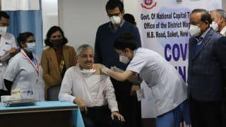 Mild Infection Good Sign, Shows Immune System Responding To Vaccine: AIIMS Director Randeep Guleria