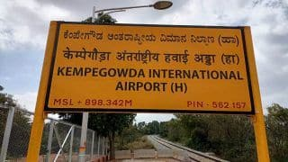 New Year Gift For Bengaluru, Train Services To Kempegowda Airport Begin Today | Details Inside