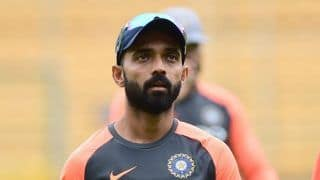 Ajinkya Rahane's Inspirational Speech in Team India's Dressing Room Goes Viral, Says It's a Massive, Massive Moment For us | WATCH VIDEO
