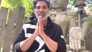 Akshay Kumar Urges All to Contribute to Ram Mandir-Construction Months After Announcing His Film 'Ram Setu'