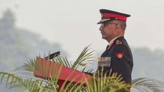 Around 300-400 Pakistan-Based Terrorists Trying to Infiltrate Across LoC: Army Chief Naravane
