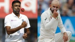 Muttiah Muralitharan Thinks Ravichandran Ashwin Can Take 800 Test Wickets But Nathan Lyon Not Good Enough to Match Record
