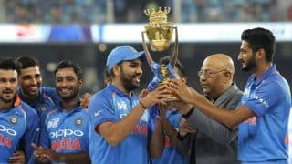 India Likely to Pull Out of Asia Cup 2021: Report