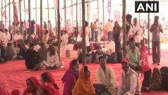 Farmers Rally in Mumbai: Azad Maidan में हजारों किसानों का जमावड़ा, कुछ देर में शरद पवार करेंगे संबोधित