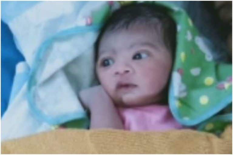 Thanks to Karnataka Police, Woman Reunited With Her Baby After He Was Left Abandoned