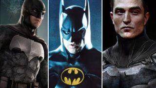 Multiple Batman, Multiverse! Michael Keaton, Ben Affleck, Robert Pattinson To All Play Batman in DC Films in 2022