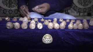 OMG! This Surat Miniature Artist Carved Magnificent Artefacts on Betel Nuts