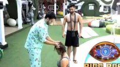 Bigg Boss 14: खुले में नहाईं राखी सावंत, राहुल वैद्य बोले- हमारे तो भाग्य जाग गए, Video Viral