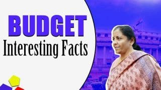 Budget 2021: Interesting Facts About Indian Budget And How It Changed Over The Years