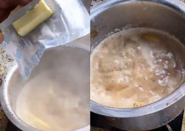 Butter-wali Chai? Agra Food Stall's Famous Tea with Butter Goes Viral, Leaves Chai Lovers Offended