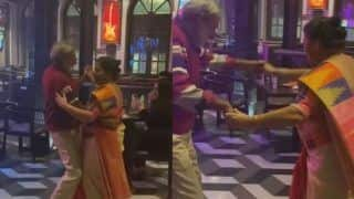 This Elderly Couple Grooving to the Evergreen Woh Chali Woh Chali is Wowing the Internet