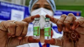 1,000 Doses of Covishield Vaccine Found 'Frozen', Damaged in Assam
