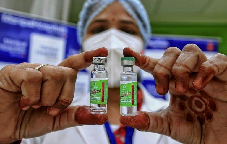 Vaccination Drive Suspended in Maharashtra Till Monday Due to CoWin App Glitches