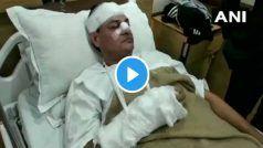 Video: लाल किला में पहुंचे उपद्रवियों ने कैसे मचाया उत्पात, पुलिस अफसर ने बयां की दास्तां