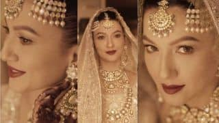 Gauahar Khan Shares Beautifully Captured Nikah Ceremony With Zaid Darbar, Video Will Give You Goosebumps