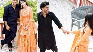 Guru Randhawa Collaborates With Sanjana Sanghi For Music Video, Shares Mesmerising Picture