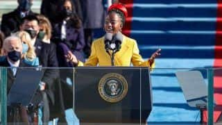 'Even As We Grieved, We Grew': Amanda Gorman, Youngest Inaugural Poet, Steals The Show With Her Poem 'The Hill We Climb' | Watch