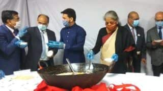 Nirmala Sitharaman Hosts Halwa Ceremony Ahead of Budget 2021 | Here's All You Need to Know