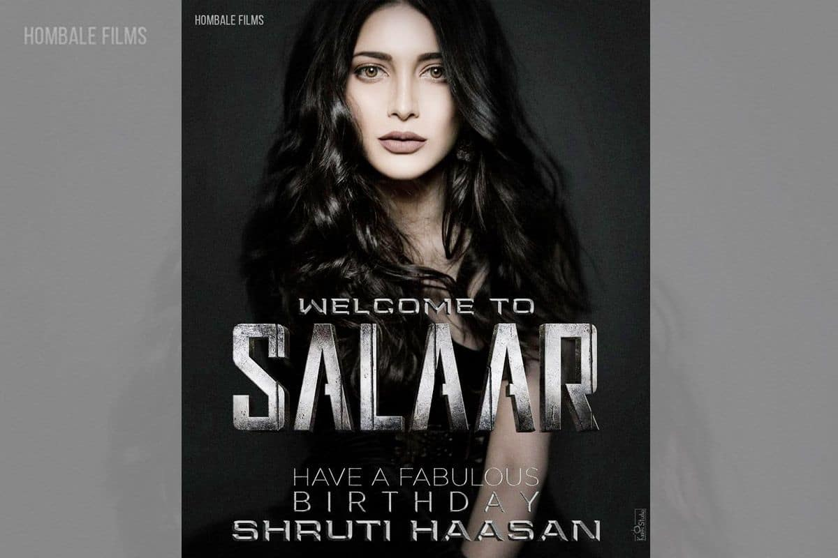 Salaar: Prabhas To Romance Shruti Haasan, Film To Go on Floors This Week