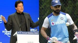 Imran Khan Edges Past Virat Kohli in ICC Twitter Poll For Cricketers Who Excelled With Captaincy Duties