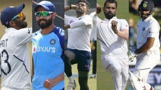 IND vs AUS 2021: Full List of India Cricketers Injured During Ongoing Tour of Australia