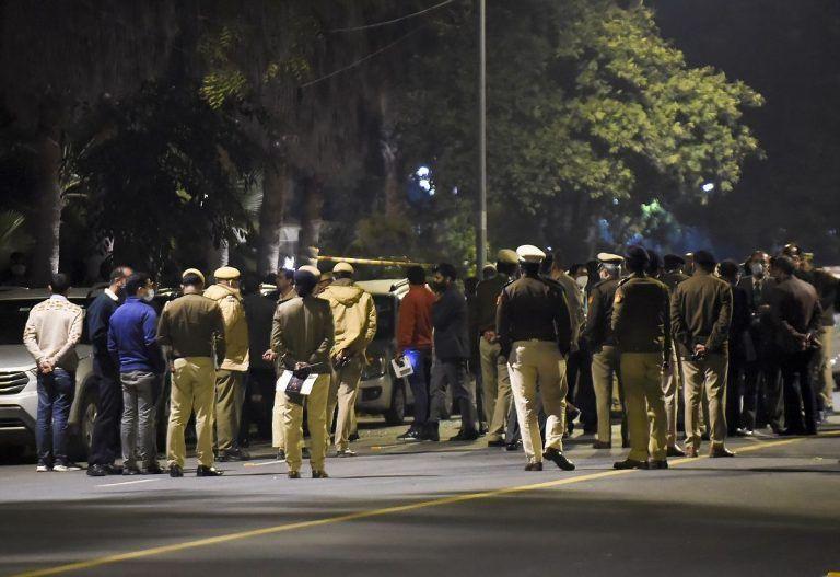 इजराइल दूतावास विस्फोट मामला: दिल्ली पुलिस की स्पेशल सेल ने कारगिल के 4 छात्रों को किया गिरफ्तार