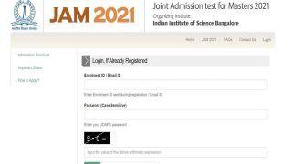 IIT JAM Admit Card 2021: परीक्षा 14 फरवरी को, एडमिट कार्ड jam.iisc.ac.in से करें डाउनलोड