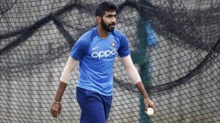 Jasprit Bumrah Injury Update: India Fast Bowler '50 Per Cent Fit' But Team Management Unwilling to Take Risk