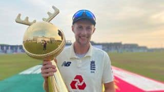 England Cricketers Arrive in Chennai Ahead of India Test Series
