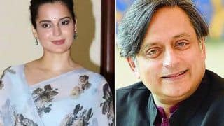 Shashi Tharoor Replies to Kangana Ranaut After She Opposes To Make Household Work Paid Job