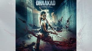 Dhaakad Poster Out: Kangana Ranaut is 'Fearless And Fiery' in First Look, Film To Release on This Date