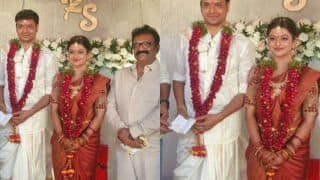 Kayal Nidhi-Socrates Wedding Photos Out: Tamil Actor Gets Married in Low-Key Affair on Thursday