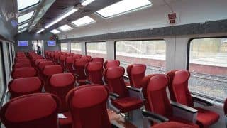 New Vistadome Jan Shatabdi Express For Ahmedabad to Kevadia From Today | In Pictures