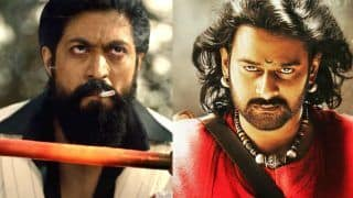 Will KGF 2 Starring Yash, Sanjay Dutt Will Break Prabhas Starrer Baahubali's Record At Box Office?