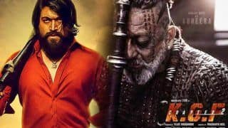KGF 2 Release Date Out: Yash Aka Rocky Bhai, Sanjay Dutt as Adheera Set to Rule Screens on THIS Date