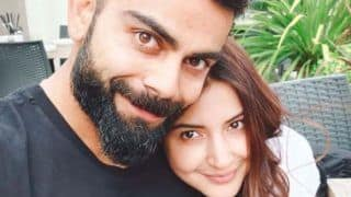 Is This The First Photo of Virat Kohli And Anushka Sharma's Daughter?
