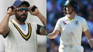 ICC Test Rankings: Virat Kohli Pushed to Third Spot by Steve Smith, Cheteshwar Pujara Moves up to 8th